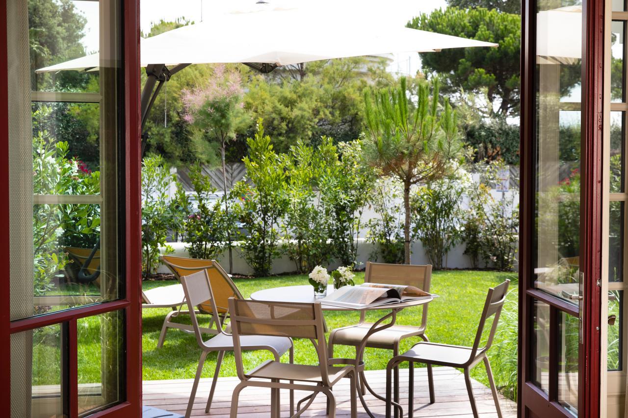 Villa du Pyla - Suite - Terrasse